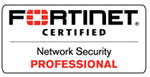 Merit Technologies has Fortigate Certified Fortinet Certified Network Professionals on Staff